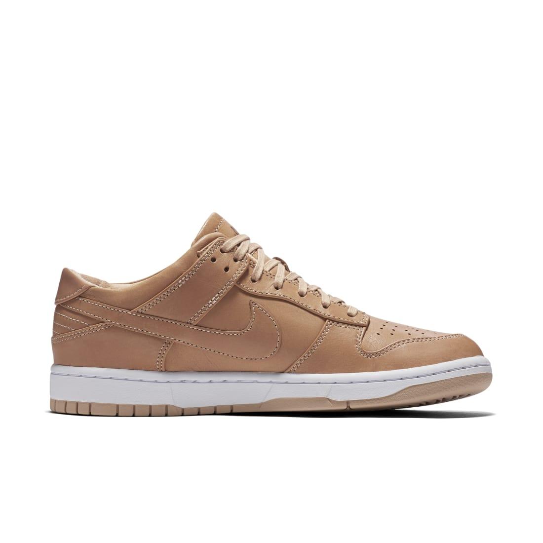 Nike Dunk Low Lux Vachetta Tan