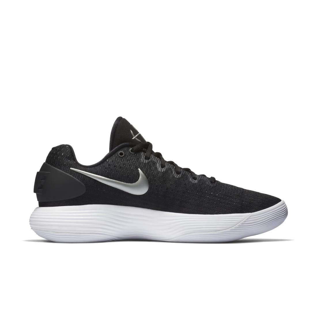 Nike Hyperdunk 2017 Low Black White