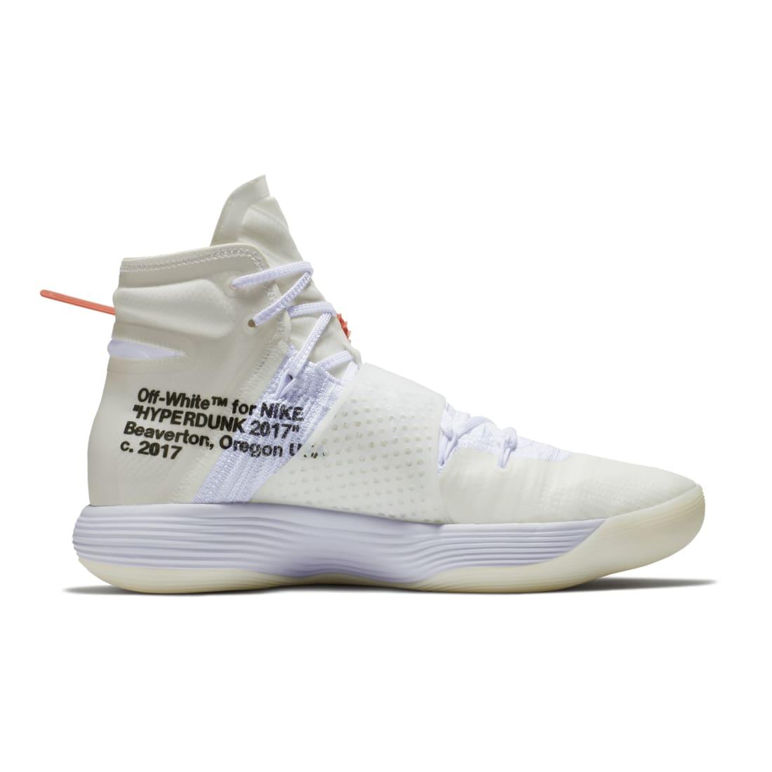 Nike Hyperdunk Flyknit Off-White