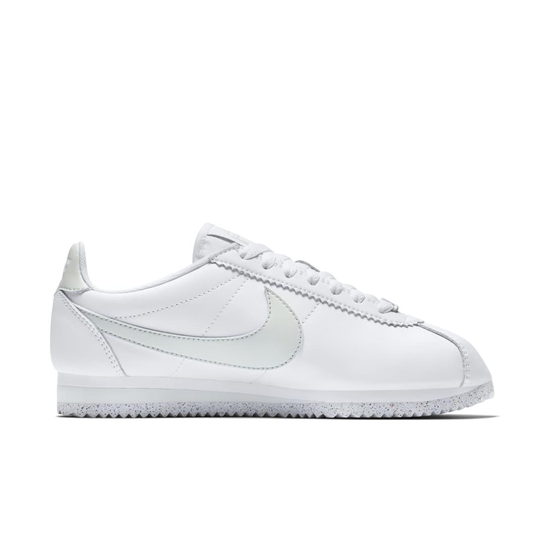 Nike Cortez White Light Silver | Nike