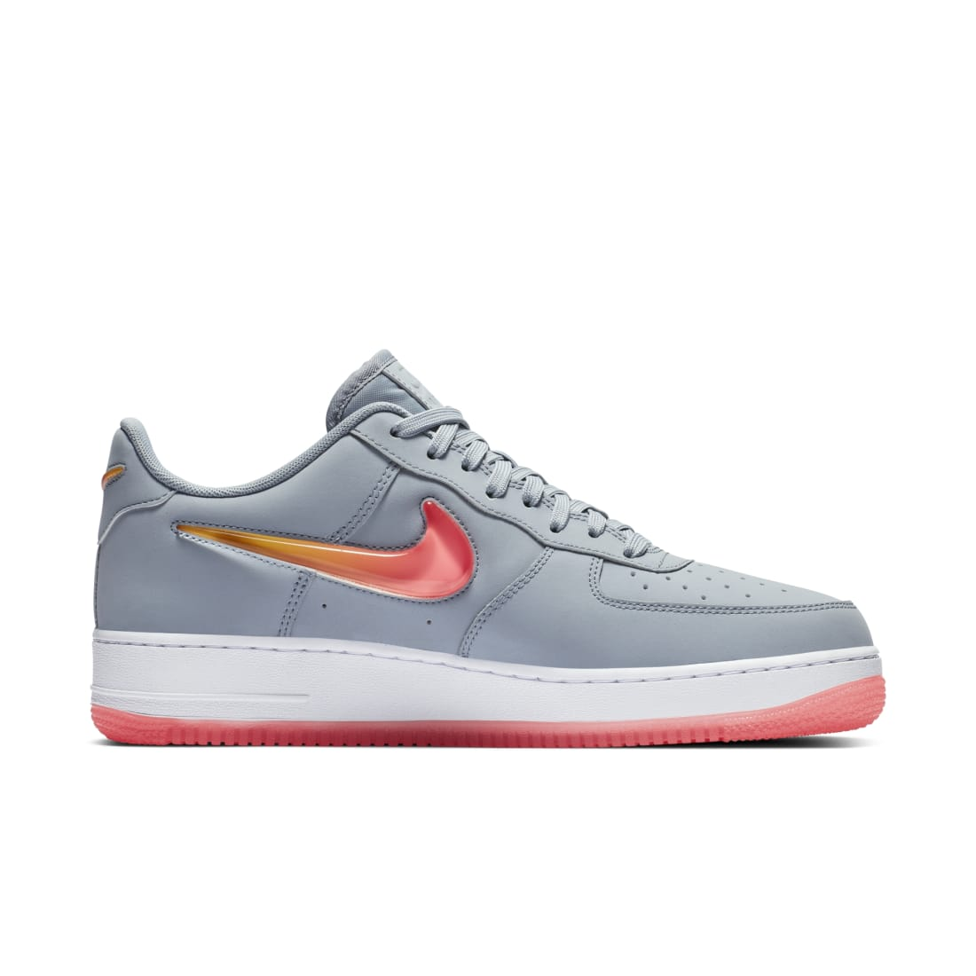 Nike Air Force 1 Low Jelly Jewel Obsidian Mist Nike Sole Collector