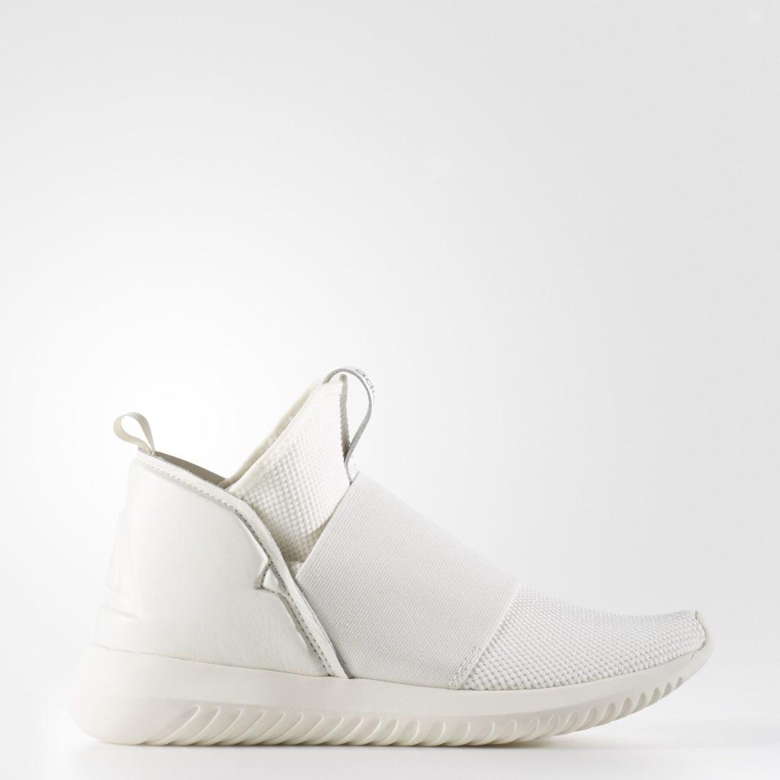 adidas Tubular Defiant RO TF Leather Triple White