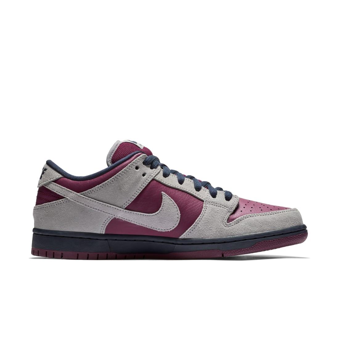 Nike Dunk Atmosphere Grey TRUE Berry