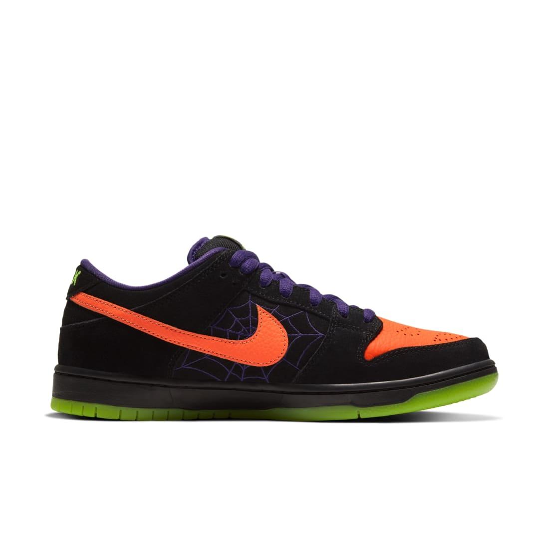 Nike Dunk Night of Mischief Halloween