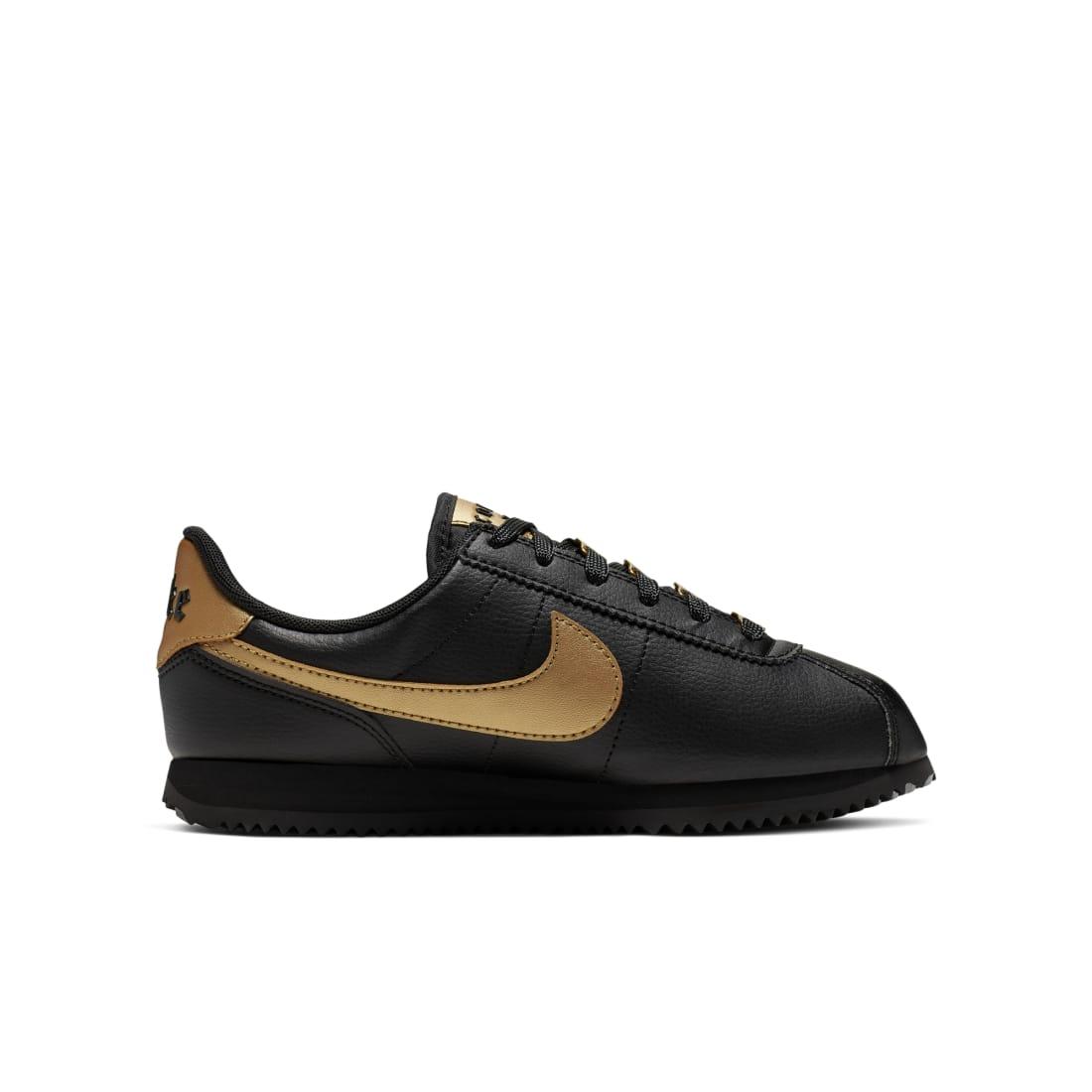 Nike Cortez Basic Metallic Gold (GS)