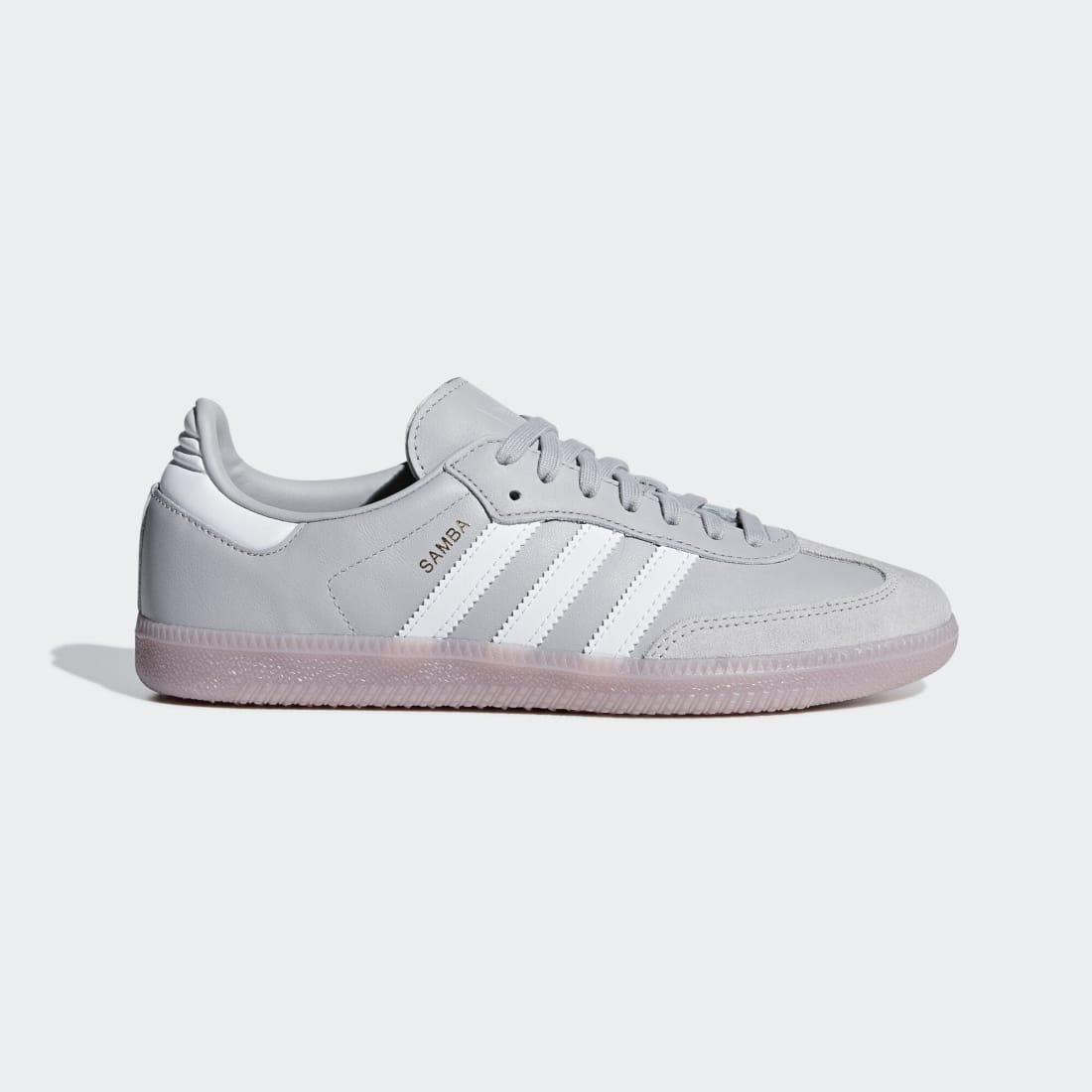 adidas Samba OG Grey Soft Vision
