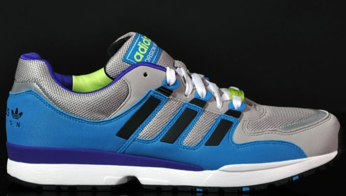 adidas Torsion Integral S Chrome/Black-Turquoise