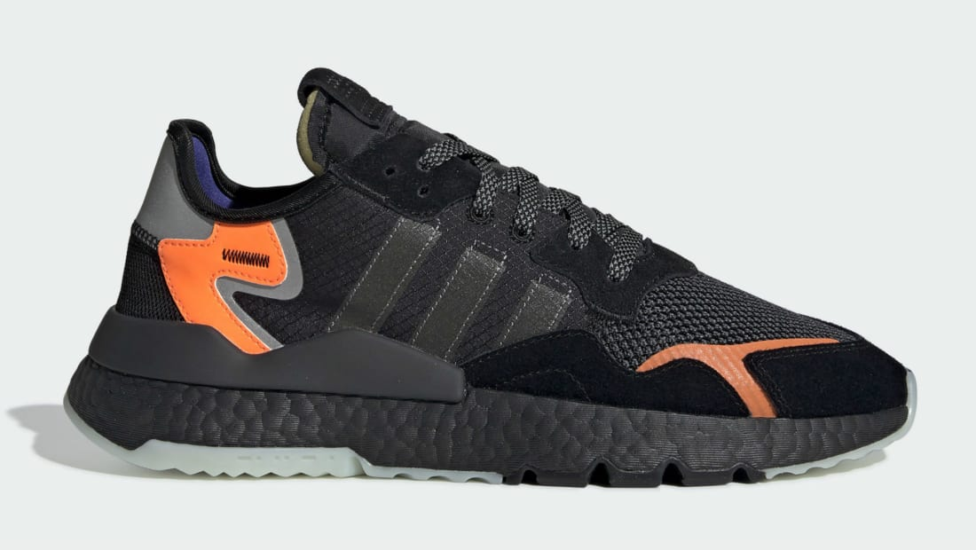 newest collection bb9f8 b032b Adidas · adidas Originals · Adidas Originals Nite Jogger. Adidas Nite  Jogger Core BlackCarbonActive Blue