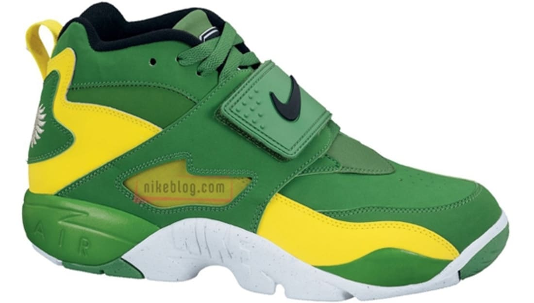 Nike Air Diamond Turf Oregon
