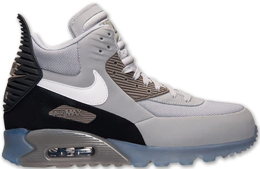 Nike Air Max '90 Ice Sneakerboot Wolf Grey/White-Anthracite