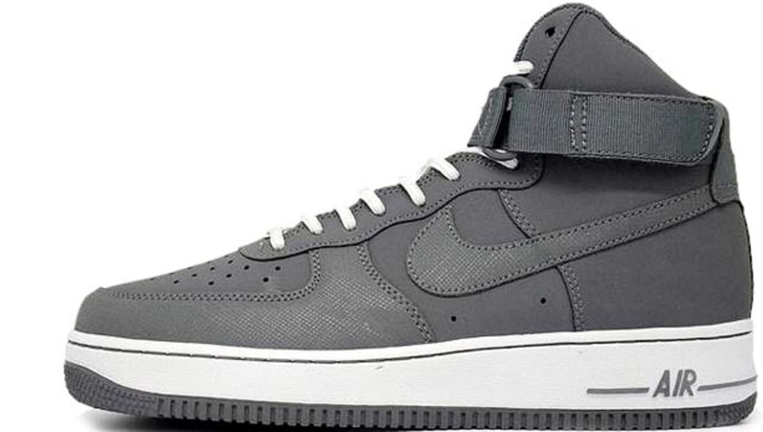 nike air force 1 high grey