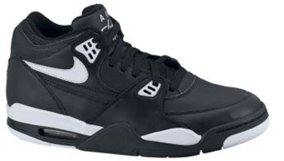 new arrivals 7813b 53353 Nike Air Flight  89 Black Zen Grey-Cool Grey