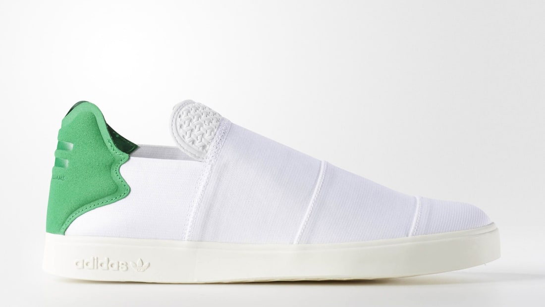 708242810820e Adidas · adidas Originals   Pharrell Williams · adidas Elastic Slip-On