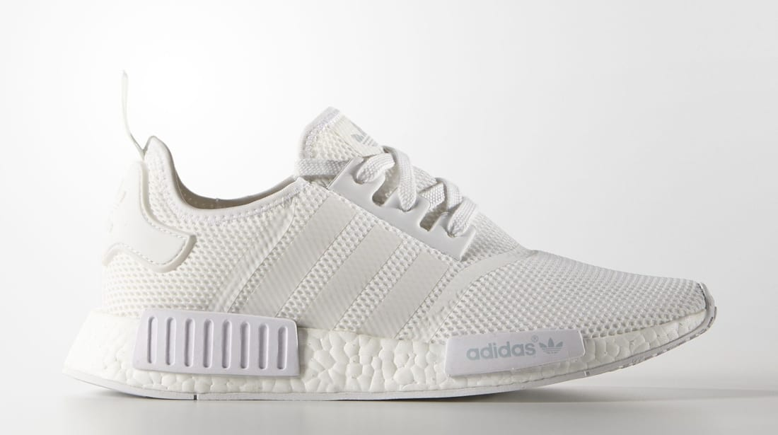 wholesale dealer 93041 3d41d adidas nmd all white price