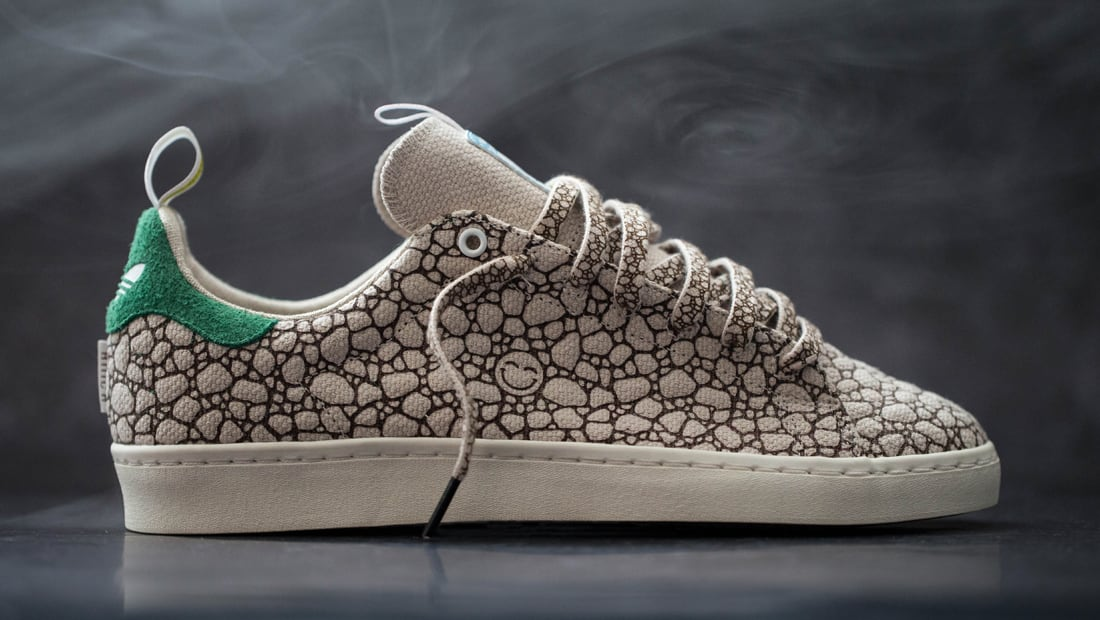 bait x adidas stan smith vulc happy