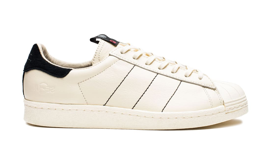 Adidas x Kasina Superstar 80s Seoul, Korea Exclusive