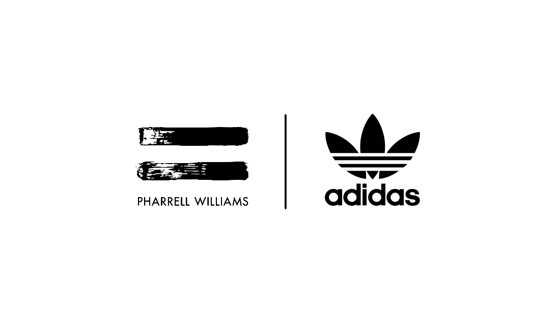 adidas Originals = Pharrell Williams