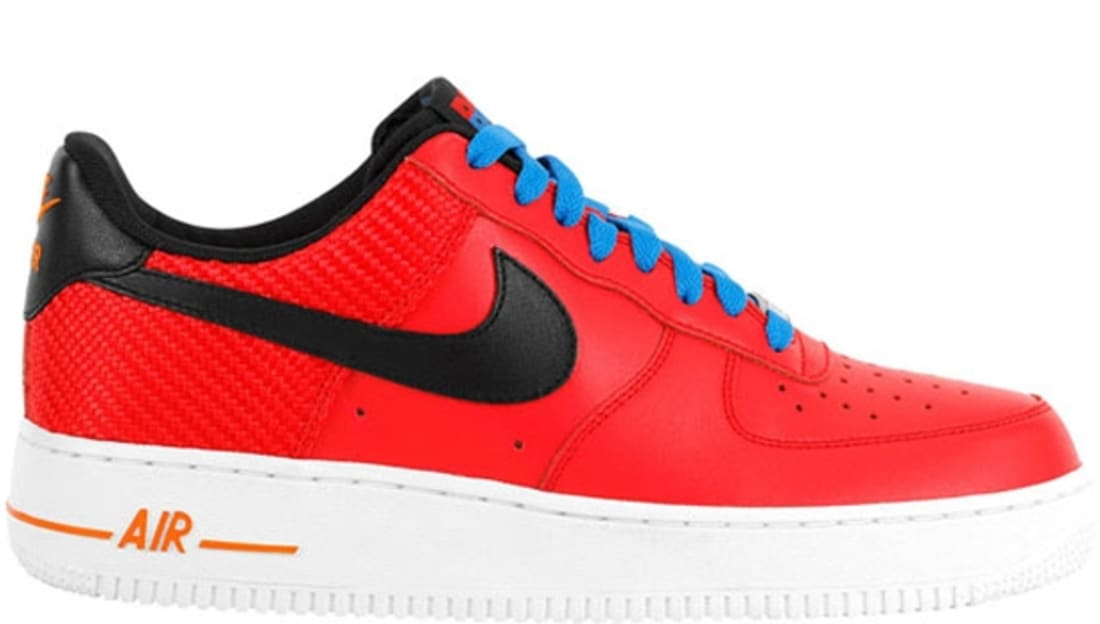 Nike Air Force 1 Low Challenge Red/Black