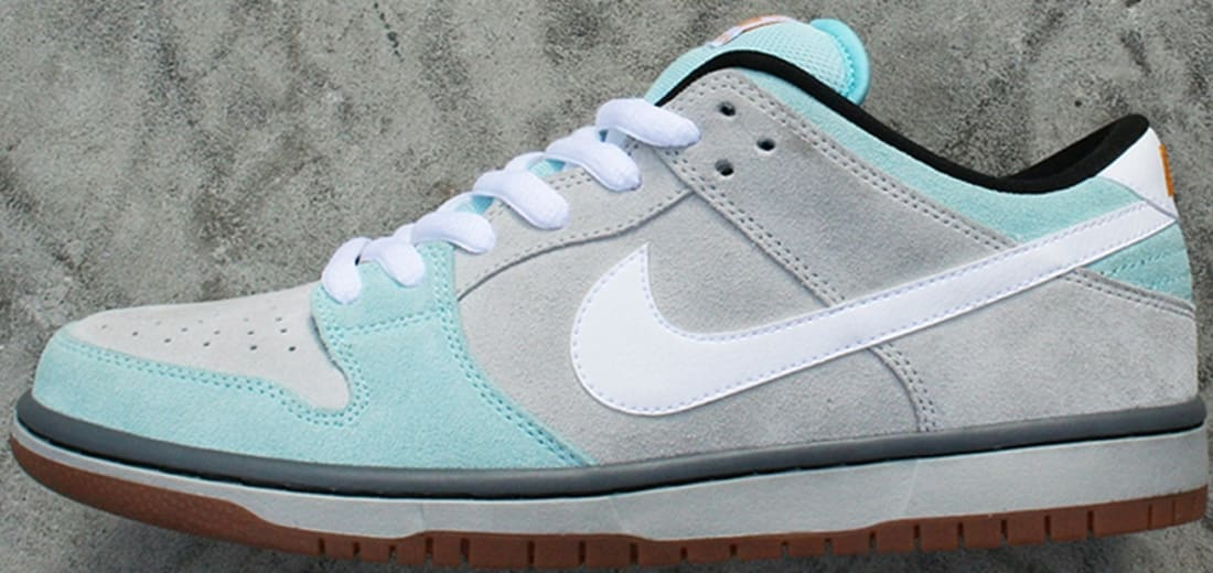 los angeles 1af9d ce4fd Nike Dunk Low Pro SB Glacier IceWhite-Light Ash Grey  Nike