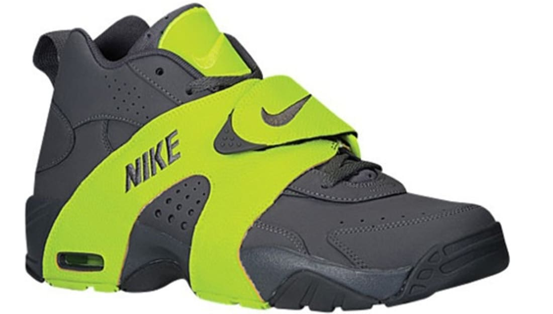 Nike Air Veer Dark Grey/Volt