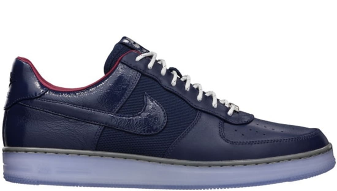 Nike Air Force 1 Downtown Low Midnight Navy/Midnight Navy-Mercury Grey