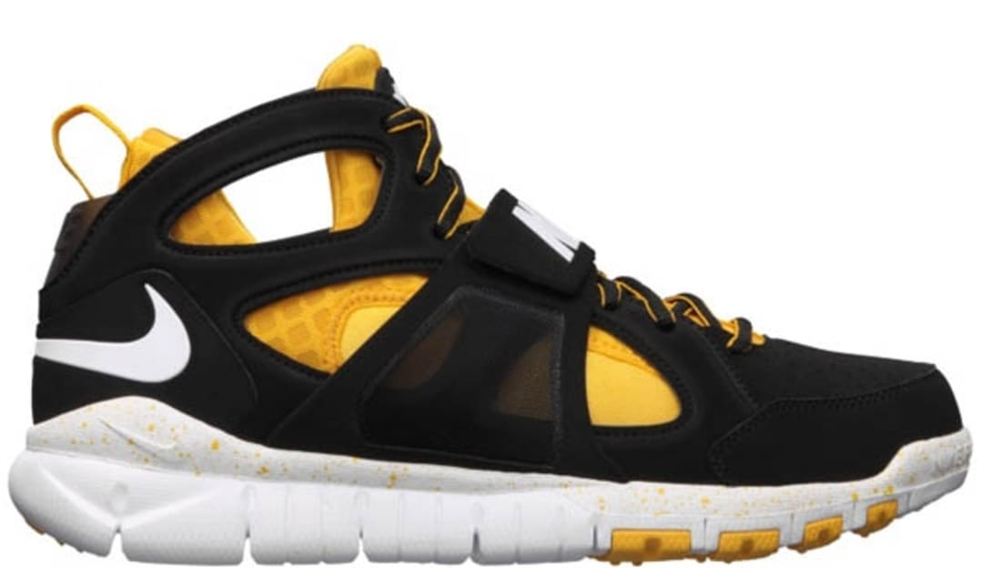 Nike Huarache Trainer Free Shield NFL Pittsburgh Steelers
