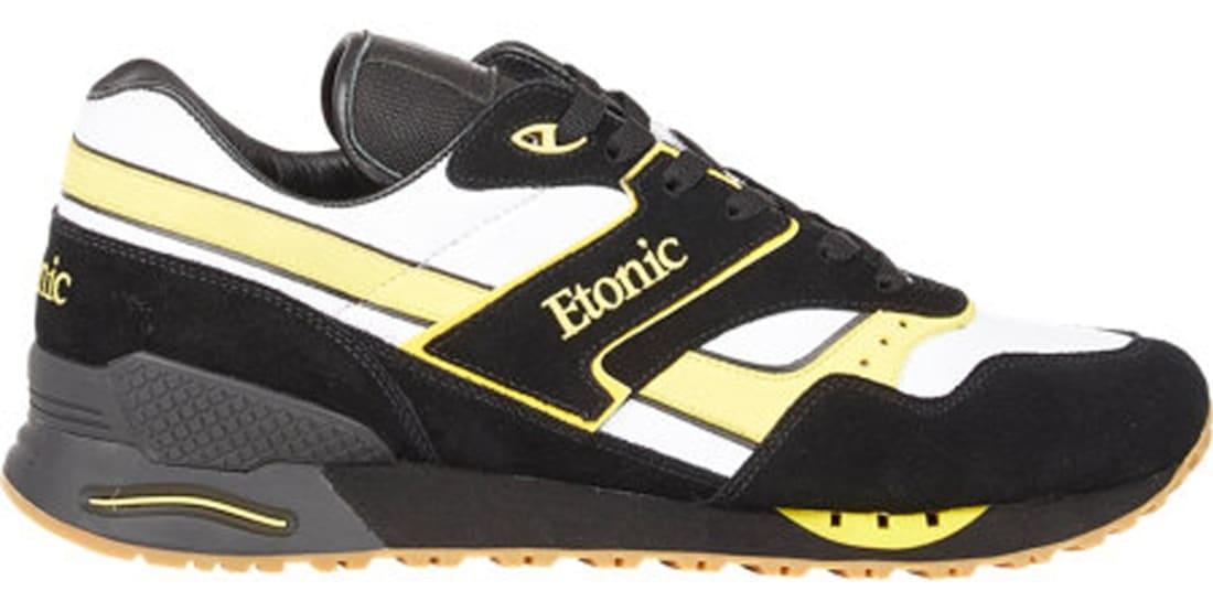 Etonic Stable Base Black/Yellow-White