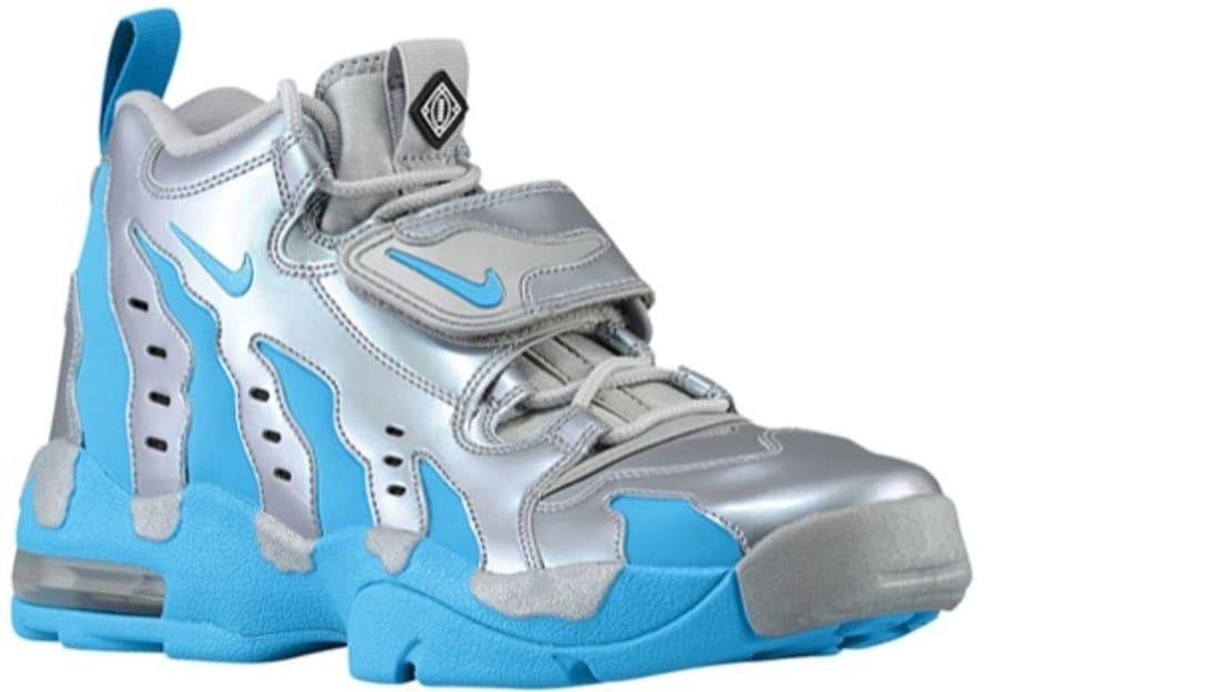 Nike · Nike Deion · Nike Air DT Max 96. Nike Air DT Max  96 Metallic Silver Vivid  Blue-Black 231b8b63f0