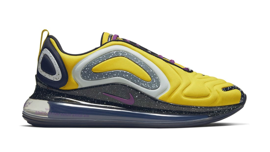 Undercover x Nike Air Max 720 Bright Citron/Bright Grape