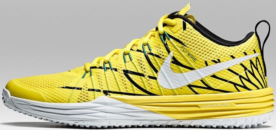Nike Lunar TR1 Yellow Strike/White-Kelly Green-Black