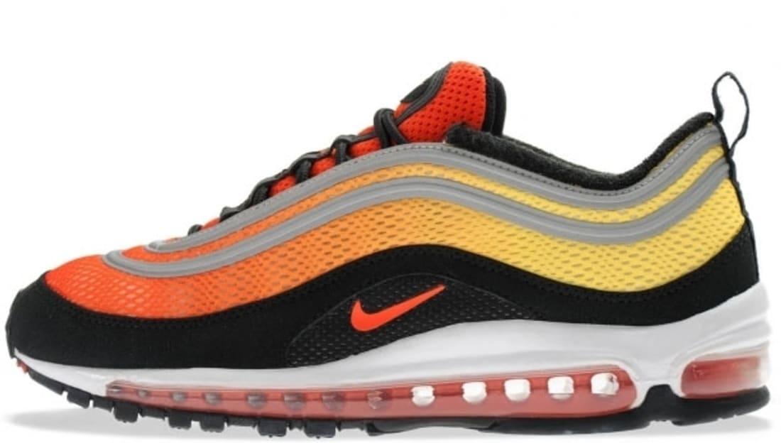 1b605b595 Nike Air Max  97 Premium Sunrise Team Orange