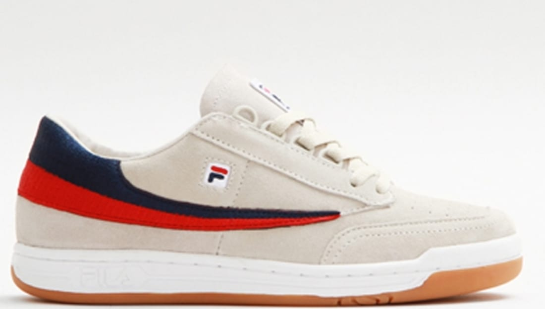 Fila Original Tennis Ivory/Fila Navy-Fila Red