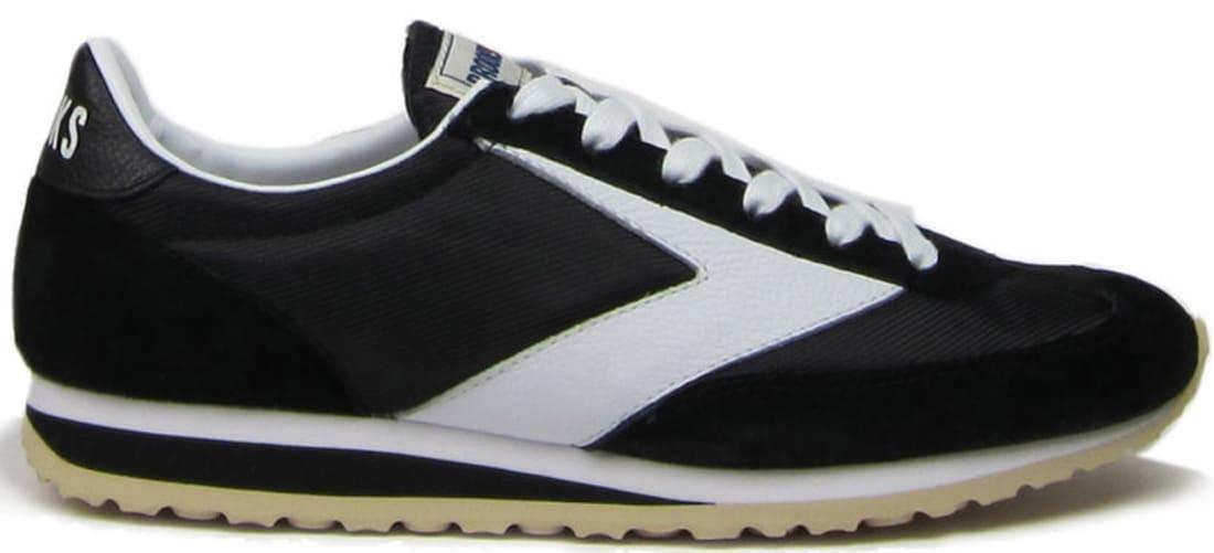 Brooks Vanguard Black/White