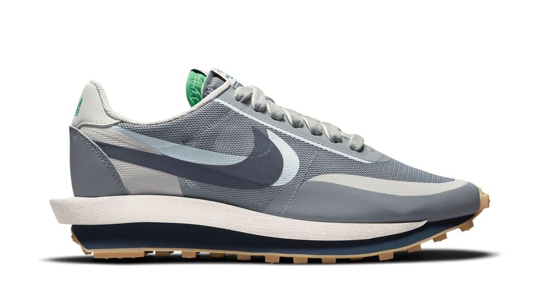 Sacai x Clot x Nike LDWaffle