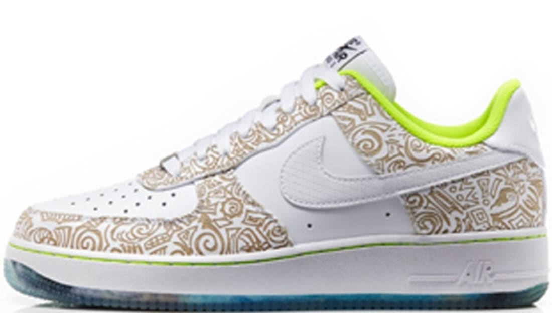 Colin's Nike Air Force 1 Low '07 LE DB Doernbecher