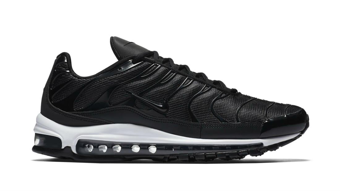 Nike Air Max 97 Plus Black/Black-White