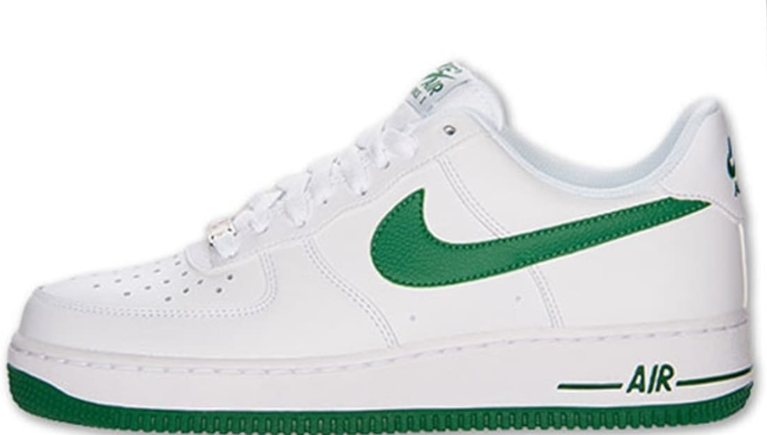 Nike Air Force 1 High Pine GreenWhite | Sole Collector