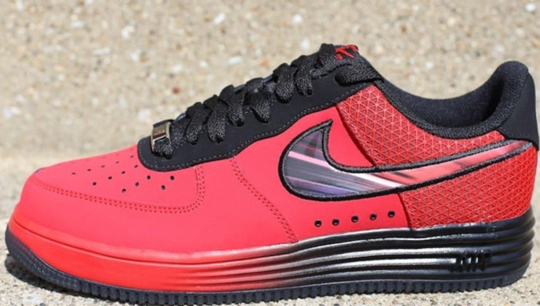 Nike Lunar Force 1 LTR University Red