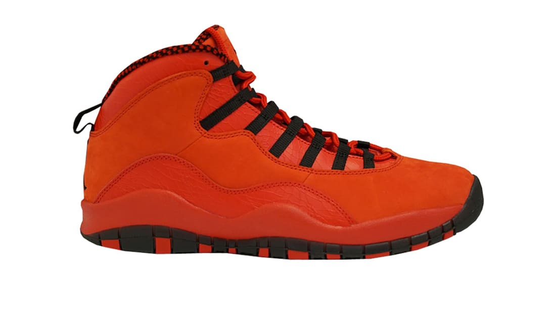 Air Jordan 10 Retro x Steve Wiebe