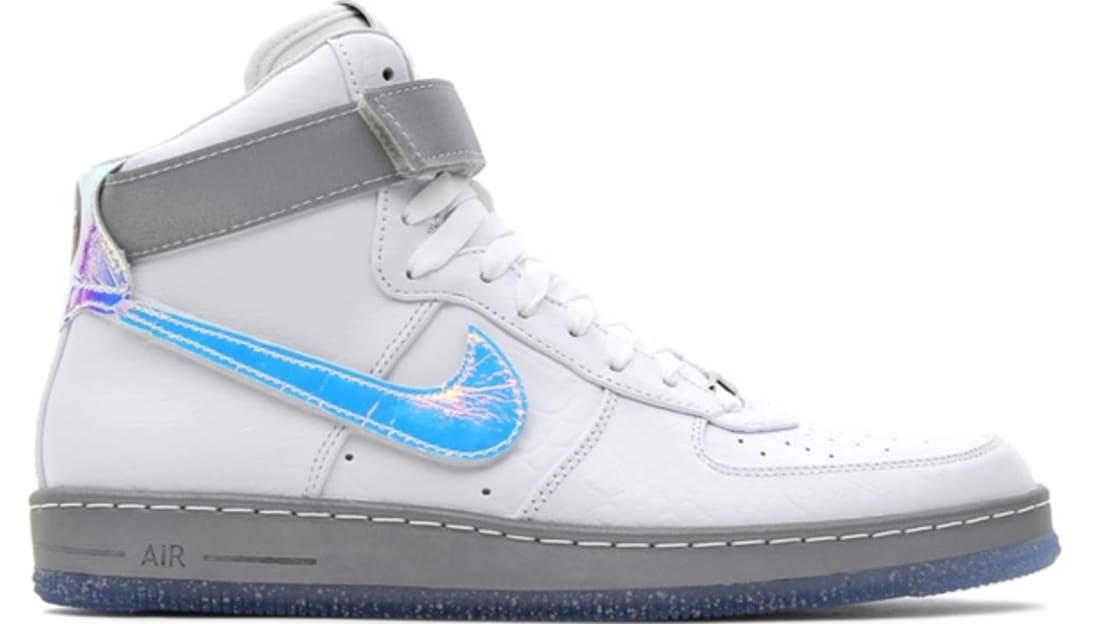 info for 6772e d48ab Nike Air Force 1 Downtown Hi LW QS White White