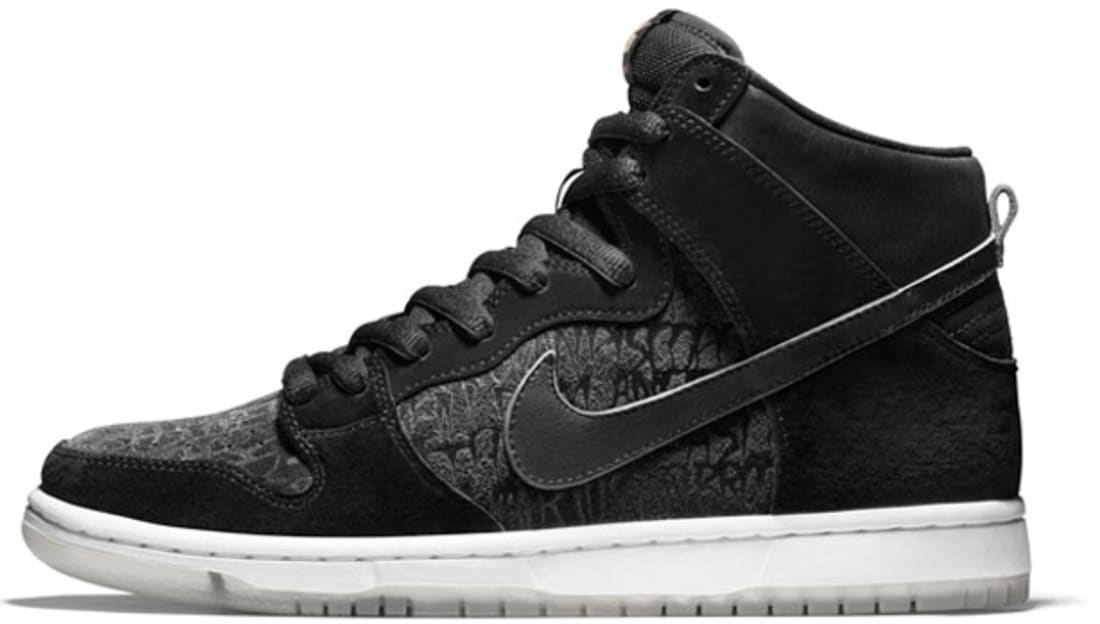 factory price 91981 b41d0 Nike Dunk High Premium SB Black/Black | Nike | Sole Collector
