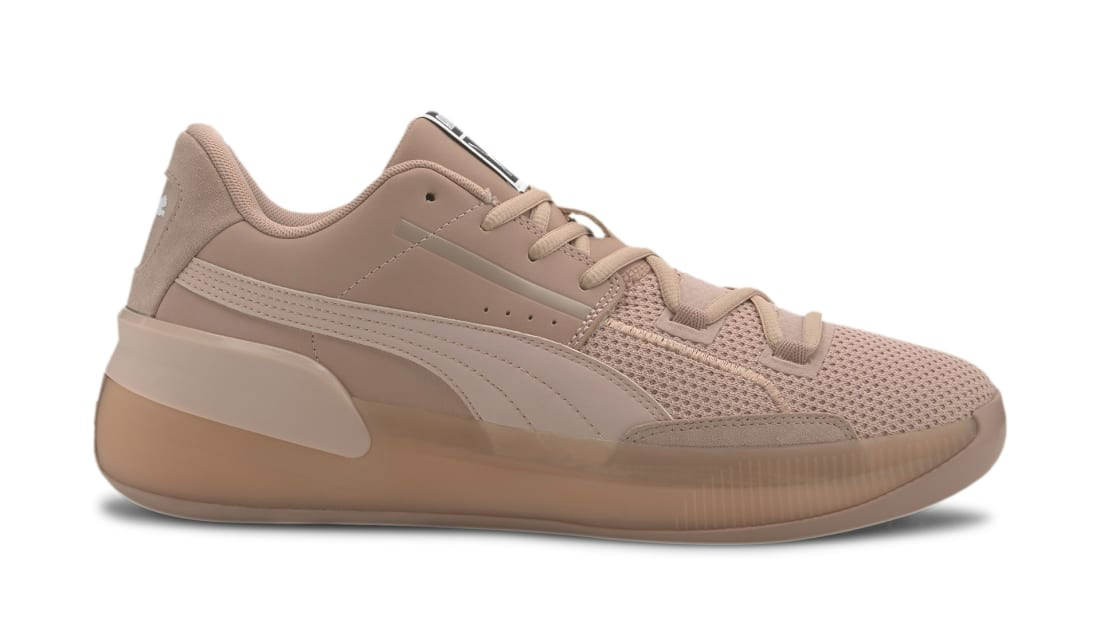 Puma Clyde Hardwood Natural Misty Rose