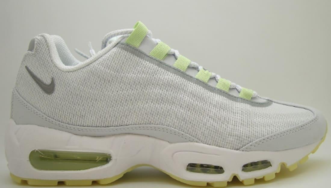 Nike Air Max '95 Premium Tape White/Geyser Grey-Lab Green