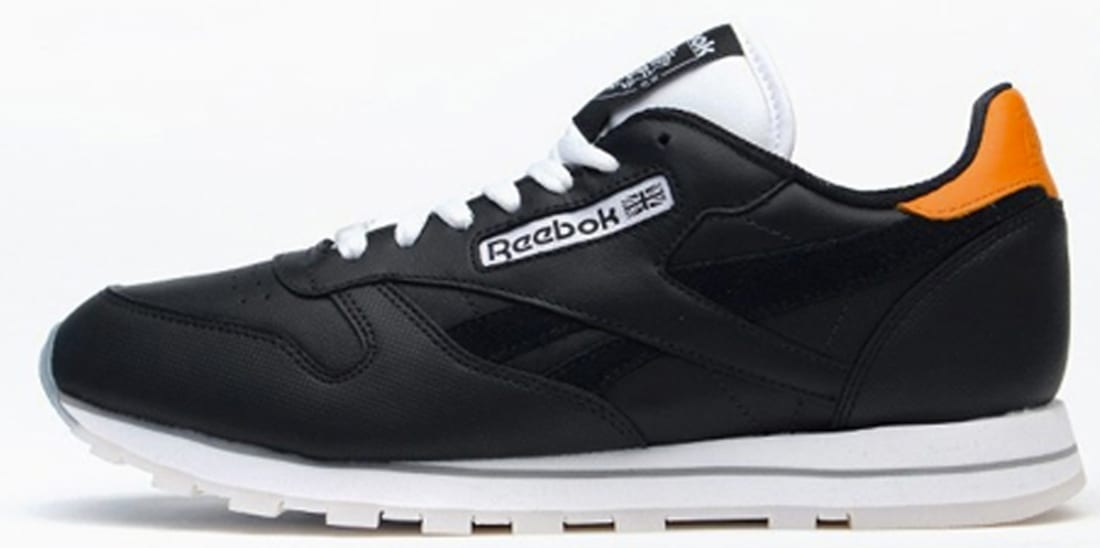 Reebok Classic Leather R12 Black/White