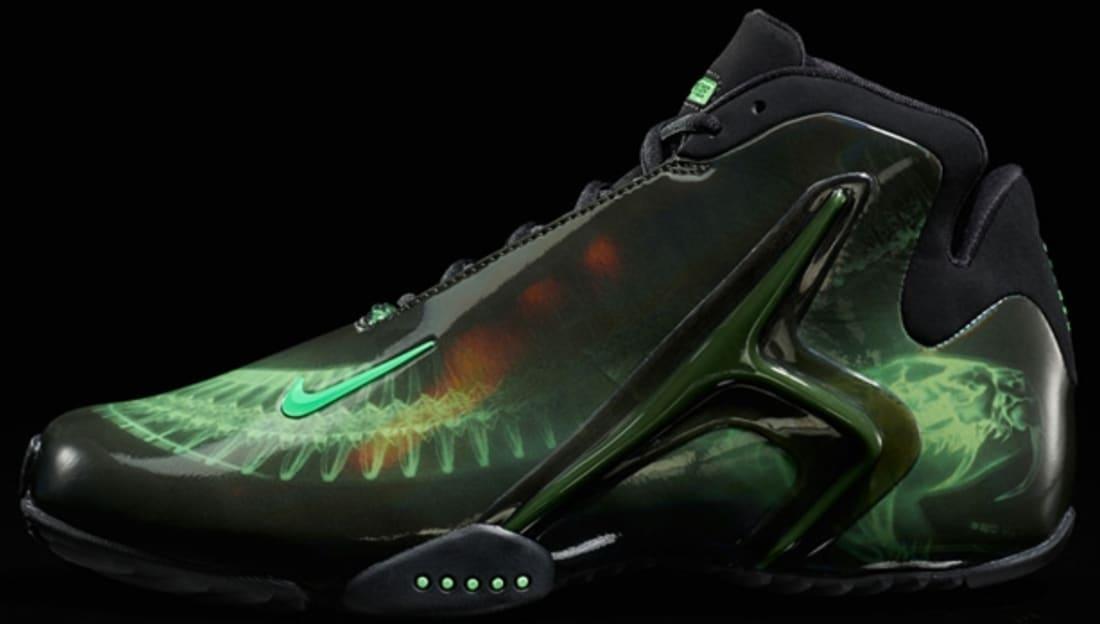 Nike Zoom Hyperflight Premium Black/Poison Green