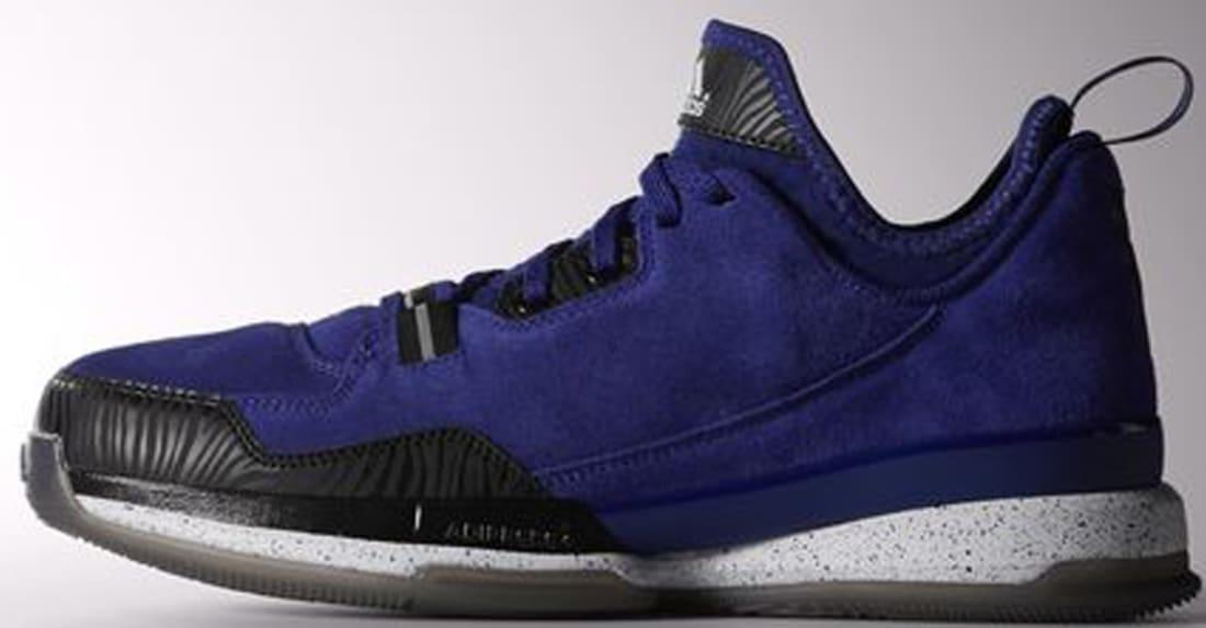 adidas D Lillard 1 Amazon PurpleBlack White | Adidas | Sole