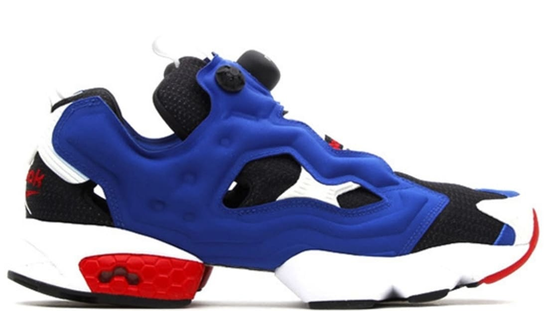 Reebok Instapump Fury BlackReebok Royal White Reebok Red