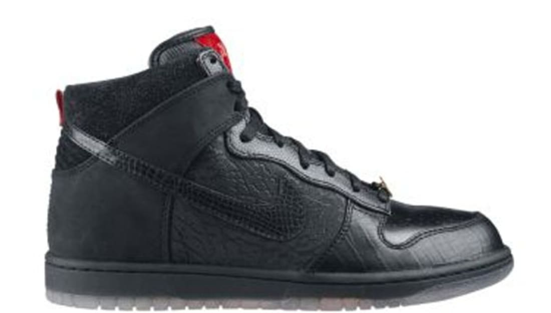 separation shoes be2b9 b2d9a Nike Dunk High Premium Mighty Crown
