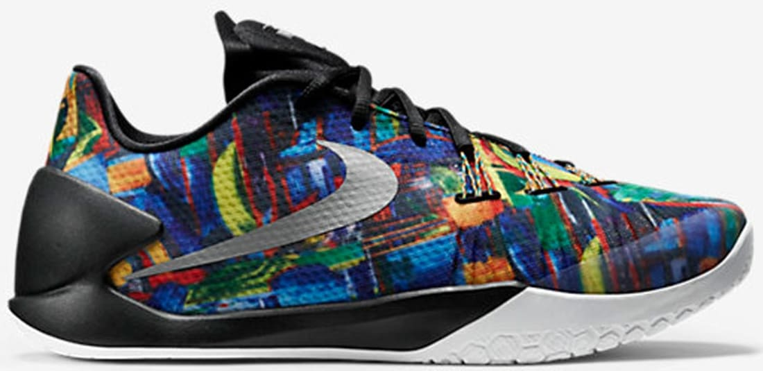 Nike Hyperchase Premium NCS Multi-Color/Black-Reflect Silver