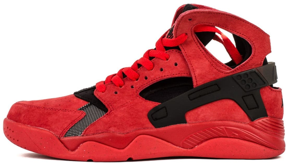 11ded0c965bb Nike · Nike Basketball · Nike Air Flight Huarache. Nike Air Flight Huarache  University Red Black